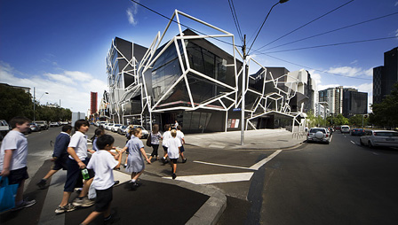 Arm architecture rmit architecture and urban design for Urban planning firms melbourne