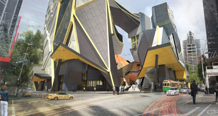 Image gallery rmit architecture for Urban design architects melbourne