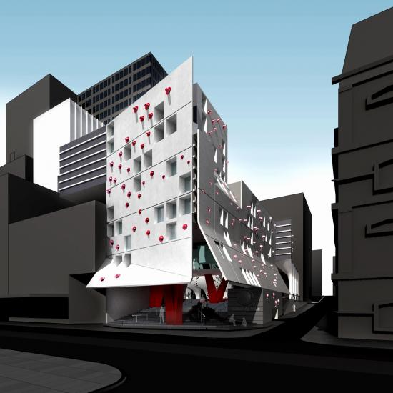 thesis on hotel design