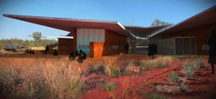 Aboriginal Remote Community Health Facilities Rmit